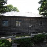 上川地方に現存する最古の建物・忠別太駅逓