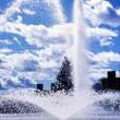 リベラインパークの噴水
