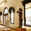彫刻美術館内・彫刻作品
