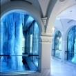 雪の美術館 氷の回廊