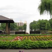 常磐公園の風景・夏①