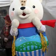 旭川公式シンボルキャラクター「あさっぴー」