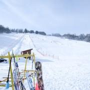 長く市民に愛されている「伊ノ沢市民スキー場」