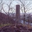 近文山の山頂にある「国見の碑」