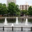 公園内池・噴水