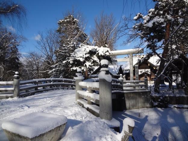 上川神社頓宮